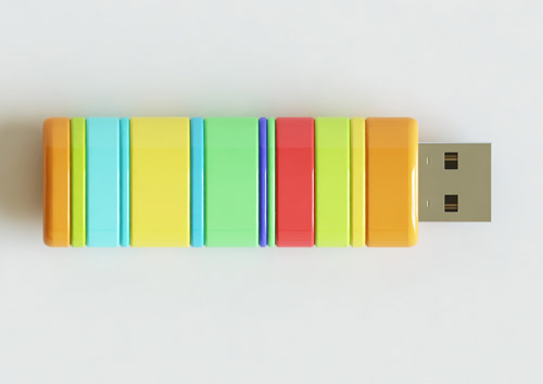 промышленный дизайн usb flash накопителей